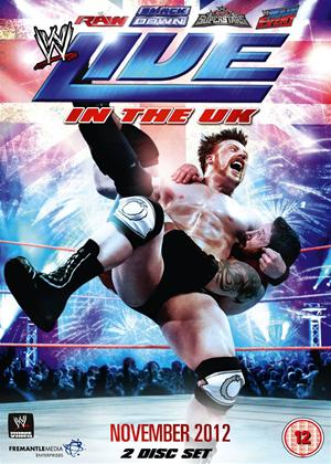 Rent WWE: Live in the UK: November 2012 Online DVD Rental