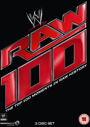 Rent WWE: Raw: Top 100 Moments Online DVD Rental