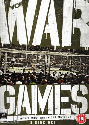 Rent WWE: The Best of War Games Online DVD Rental