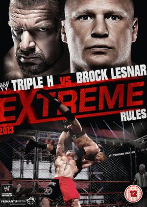 Rent WWE: Extreme Rules 2013 Online DVD Rental