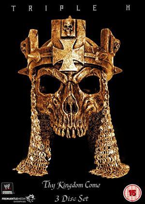 Rent WWE: Triple H: Thy Kingdom Come Online DVD Rental