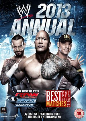 Rent WWE: 2013 Annual Online DVD Rental