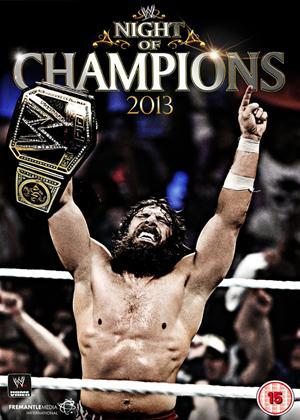 Rent WWE: Night of Champions 2013 Online DVD Rental