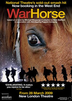 War Horse: National Theatre Online DVD Rental