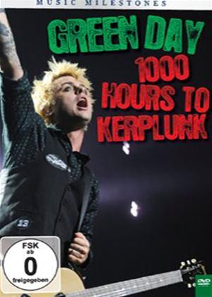 Rent Green Day: Music Milestones: 1000 Hours to Kerplunk Online DVD Rental