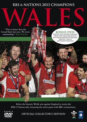 Rent Wales: RBS Six Nations 2013 Champions : Official Review Online DVD Rental