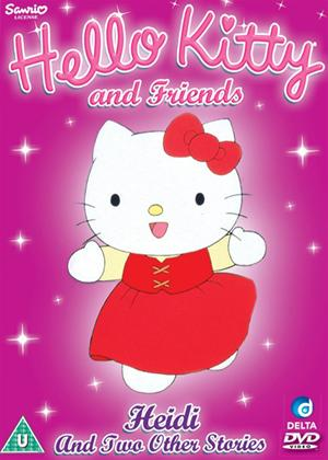 Rent Hello Kitty and Friends: Heidi and Two Other Stories Online DVD Rental