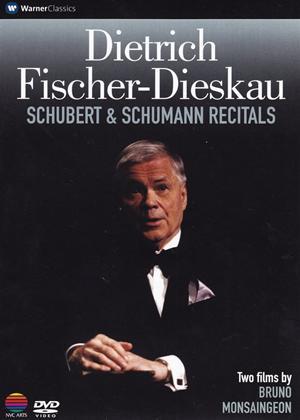 Rent Dietrich Fischer-Dieskau: Schubert Recital/Schumann Recital Online DVD & Blu-ray Rental