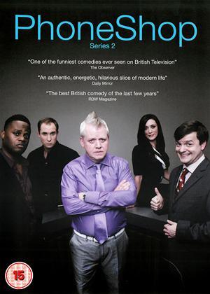Rent PhoneShop: Series 2 Online DVD Rental