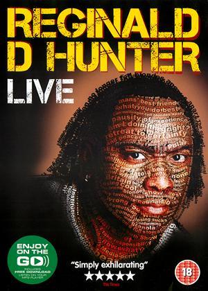 Rent Reginald D Hunter: Live Online DVD Rental