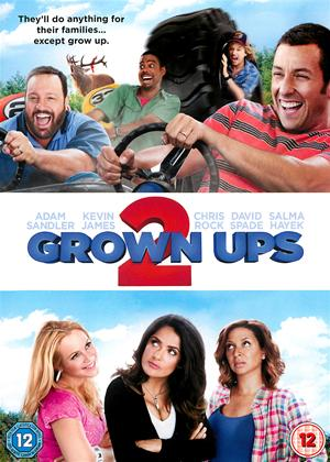 Rent Grown Ups 2 Online DVD Rental
