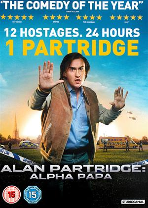 Rent Alan Partridge: Alpha Papa Online DVD & Blu-ray Rental
