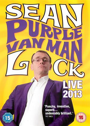 Sean Lock: Purple Van Man: Live Online DVD Rental