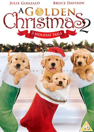 Rent A Golden Christmas 2 (aka 3 Holiday Tails) Online DVD Rental