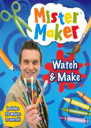 Rent Mister Maker: Watch and Make Online DVD Rental