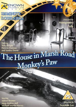 Rent The House in Marsh Road / Monkey's Paw Online DVD Rental