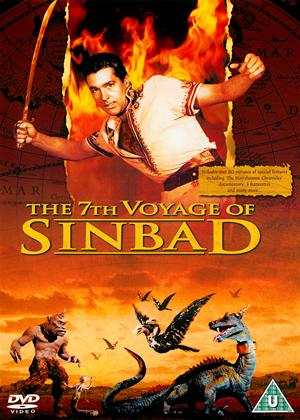 The 7th Voyage of Sinbad Online DVD Rental