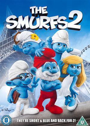 The Smurfs 2 Online DVD Rental
