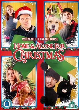 Rent Home and Alone for Christmas (aka 3 Day Test) Online DVD Rental
