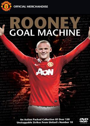 Rent Rooney: Goal Machine Online DVD Rental