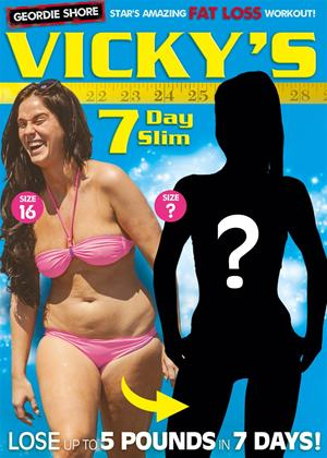 Rent Vicky Pattison's Seven Day Slim Online DVD Rental