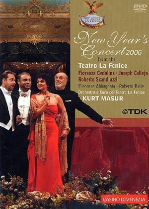 Rent New Year's Concert 2006 from the Teatro La Fenice: Kurt Masur Online DVD Rental
