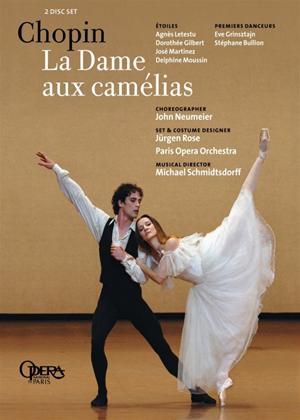 Rent La Dame Aux Camelias: Palais Garnier Online DVD Rental