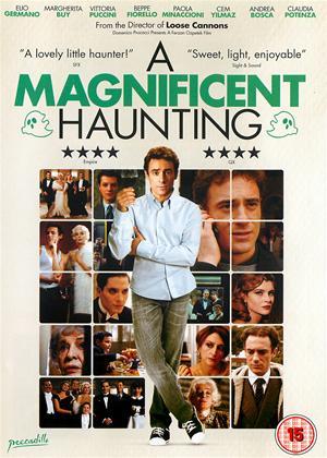Rent A Magnificent Haunting (aka Magnifica Presenza) Online DVD Rental