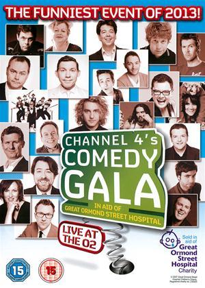 Rent Channel 4's Comedy Gala 2013 Online DVD Rental