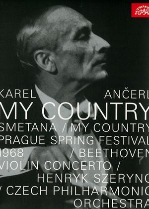 Rent Karel Ancerl: My Country Online DVD Rental