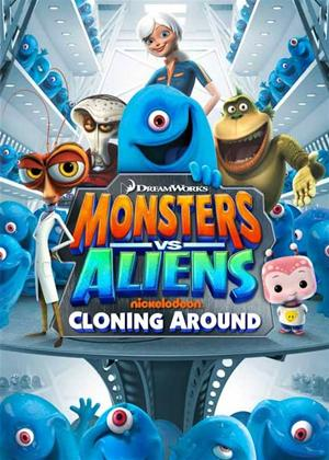 Rent Monsters Vs Aliens: Cloning Around Online DVD Rental