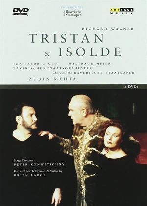 Rent Tristan Und Isolde: Bayerische Staatsoper (Mehta) Online DVD & Blu-ray Rental