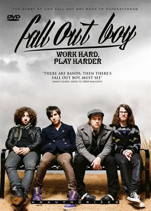 Rent Fall Out Boy: Work Hard, Play Harder Online DVD Rental