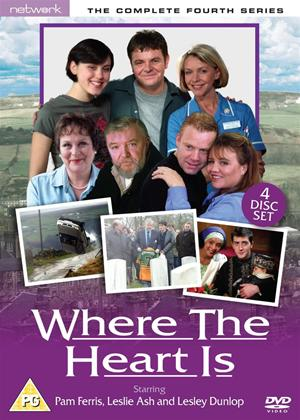 Rent Where the Heart Is: Series 4 Online DVD Rental