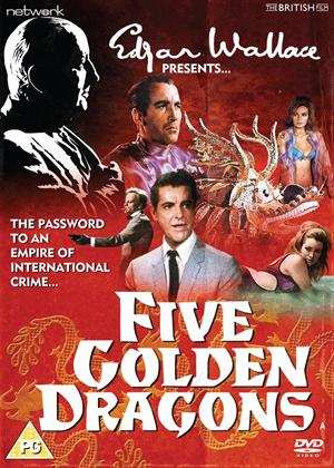 Rent Five Golden Dragons Online DVD Rental