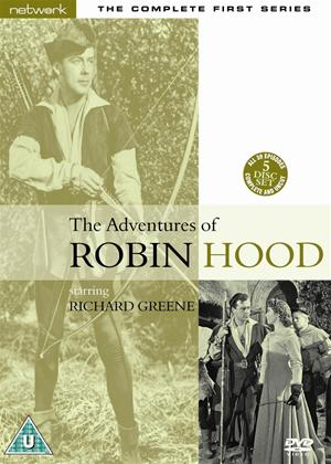 Rent The Adventures of Robin Hood: Series 1 Online DVD Rental
