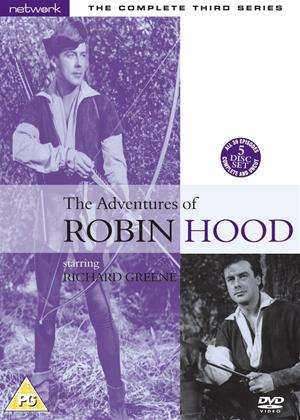 Rent The Adventures of Robin Hood: Series 3 Online DVD Rental