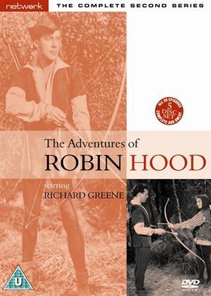Rent The Adventures of Robin Hood: Series 2 Online DVD Rental