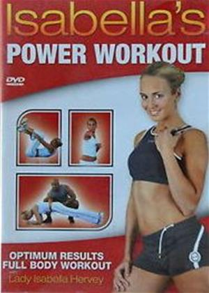 Rent Isabella's Power Workout Online DVD & Blu-ray Rental
