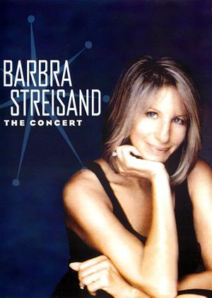 Rent Barbra Streisand: The Concert Online DVD Rental