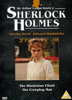 Rent Sherlock Holmes: Illustrious Client / Creeping Man Online DVD Rental
