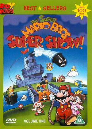 Rent The Super Mario Bros. Super Show!: Vol.1 Online DVD Rental