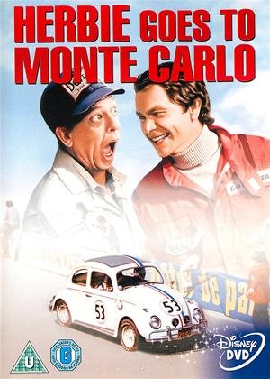 Rent Herbie Goes to Monte Carlo Online DVD & Blu-ray Rental