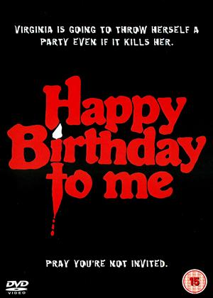 Rent Happy Birthday to Me Online DVD Rental