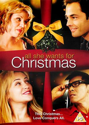 Rent All She Wants for Christmas Online DVD Rental