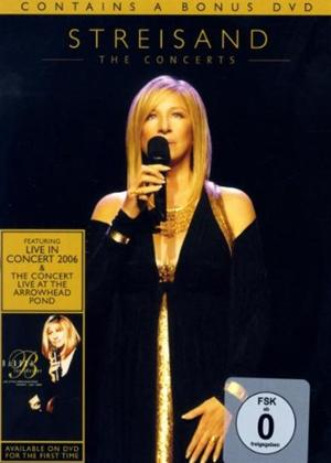 Rent Barbra Streisand: The Concerts Online DVD Rental