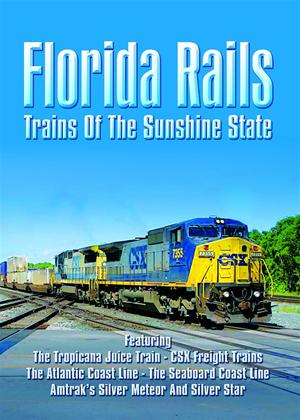 Rent Florida Rails: Trains of the Sunshine State Online DVD Rental