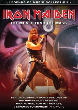 Rent Iron Maiden: The Men Behind The Mask Online DVD Rental