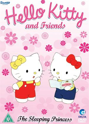 Rent Hello Kitty and Friends: The Sleeping Princess Online DVD Rental