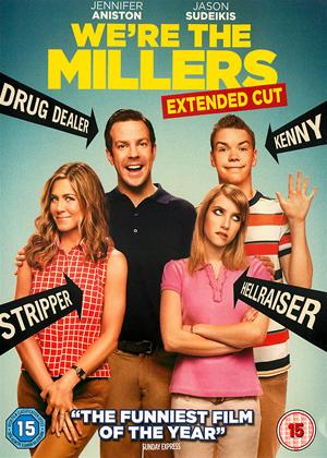 We're the Millers Online DVD Rental